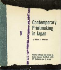 CONTEMPORARY PRINTMAKING IN JAPAN