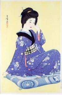 YOUNG GIRL (WAKAI ONNA)