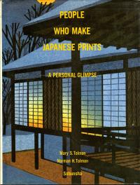 PEOPLE WHO MAKE JAPANESE PRINTS