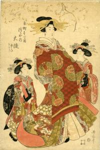 THE COURTESAN OYODO