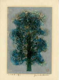 SMALL TREE (BLUE)