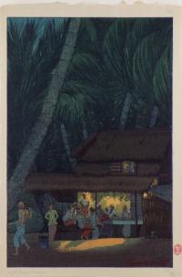 "NIGHT SCENE ""A"" MALAYA"