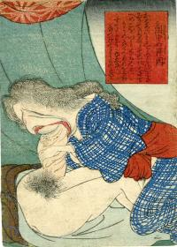 SHUNGA (THE EROTIC ART OF JAPAN)