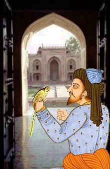 Persian & Mogul Miniature Paintings